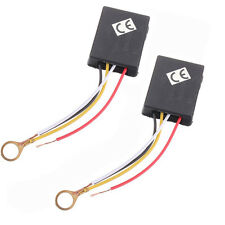 2pc 3Way Touch Sensor Switch Control for Repairing Lamp Desk Light Bulb Dimmer