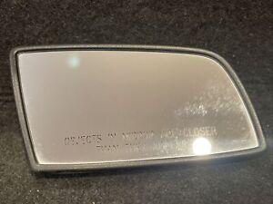 06-09 BMW E60 Right Wing Mirror Glass Auto Dim Heated Electrochromic 51167168182