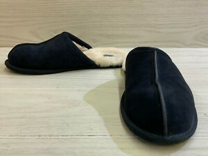 UGG Scuff 1101111 Slippers - Men's Size 9, Navy