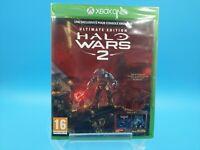 jeu video neuf microsoft xbox one halo wars 2 ultimate edition inclut saison pas