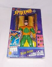"NIB 1994 Spider-Man Dr Octopus Deluxe Edition 10"" Figure NEW."