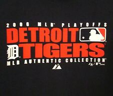 DETROIT TIGERS youth med hooded sweatshirt 2006 baseball hoodie Playoffs