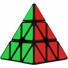Pyramid Triangle Magic Speed Cube Pyraminx Twist Puzzle Rubik Intelligence ToyS