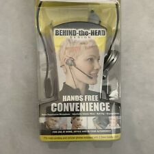 Sanyo Cordless Phone Headset - Over the head - one size fits all