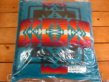 Pendleton Chief Joseph Pillow Turquoise  Made in USA!!