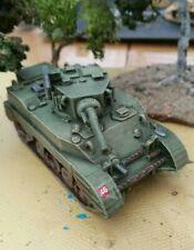 28mm ww2 British Stuart Tank Painted For Bolt Action
