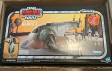 Star Wars Vintage Collection BOBA FETT'S SLAVE I 2020 New Sealed