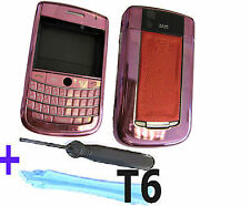 Housing Keypad Fascia Cover Keypad  + Tools For Blackberry 9630 Tour Pink UK