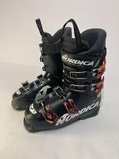 Nordica Doberman Gp 70 ski Race boots. Size 24.5