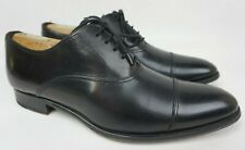 To Boot New York Brandon Captoe Oxford Black Leather Shoes Size 9