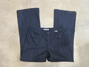 New CHICO'S JEANS Dark Wash Size 0.5 NEW!