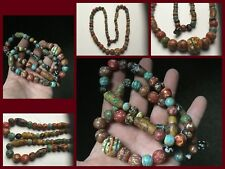 RARE autentico Romano Collana Perline GRUPPO C1st 3rd CENTO ad bellissime Perle