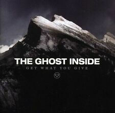 Get What You Give - Ghost Inside (2012, CD NIEUW)