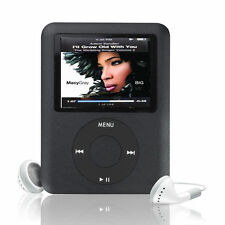 16 GB MP4 MP3 Lettore multimediale video musicale SLIM 1.8 in (ca. 4.57 cm) LCD FM-Radio registratore Games UK