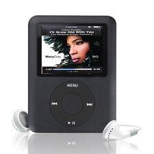 "16GB MP5 MP4 MP3 Music Media Video Player Slim 1.8"" LCD FM-Radio Recorder Games"