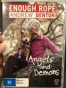 Enough Rope With Andrew Denton - Angels and Demons region 4 DVD (documentary)