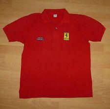 cagi Ferrari Club Italia Herren Hemd Gr. S ferrari Rot Top