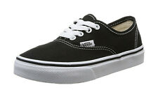 ca9ef881c560 VANS Authentic Kids Vn000wwx6bt Black Canvas 1.5 Youth Shoes