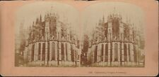 Vintage/Antique Stereoview Card - Cathedral, Cologne, Germany - B W Kilburn