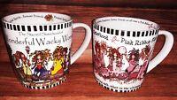 Pink Ribbon Sisterhood & Wonderful Wacky Women - Suzy Toronto Coffee Cups 12 0z.