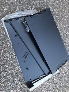 G17081UBK black 1U 19-inch rack-mount Case made of ABS.