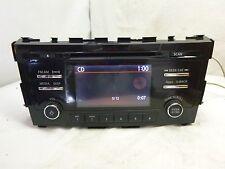 2013 2014 Nissan Altima Radio Single Disc Cd Player XM 28185-3TA1B LR18