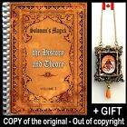 antique book kabbalah magick rare esoteric occult manuscript occultism history 1