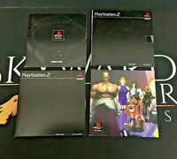 Bundle Of 4 Sony Playstation 1 PS1 2 PS2 Demo Discs - Ride Racer Type 4 & Others