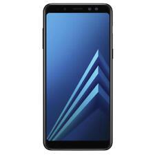 Smartphone Samsung Galaxy A8 (2018) 4GB 32GB negro
