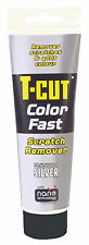 T CUT COLOR FAST CAR SCRATCH REMOVER ABRASIVE COMPOUND ADDS COLOUR - SILVER