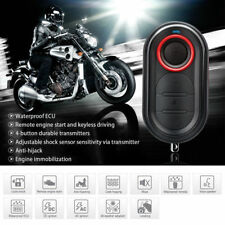 Anti-theft Motorcycle Alarm System Steelmate  Remote Engine Start Waterproof