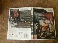 WWE SMACKDOWN VS. RAW 2011 Wii (PAL ESPAÑA)