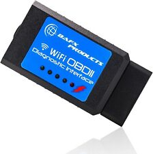 Bafx Products Wireless WiFi OBD2 / OBDII Code Reader And Scanner For IOS IPad)