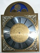 280 x 395mm MOON PHASE DIAL fits Hermle 451 movement.