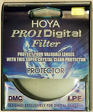 Hoya 58mm Pro1 Super Thin Digital Multicoated Lens Protection Protector Filter