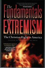 SIGNED Fundamentals of Extremism book
