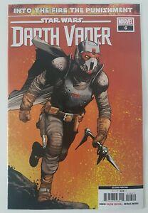 STAR WARS DARTH VADER #6 2ND PRINT 1ST OCHI SITH ASSASSIN COVER 2020