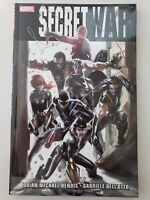 SECRET WAR TPM MARVEL COMICS BRIAN MICHAEL BENIS! DELL'OTTO! BRAND NEW UNREAD