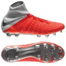 f668d1a2 Nike Hypervenom Phantom 3 Df Fg малиновый красный серый футбольные бутсы  882008-700 размер 8
