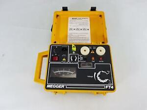 Megger Flash Tester FT4