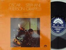 Oscar Peterson Stephane Grappelli Quartet Vol.1 NM '73 America AM 6129 Jazz Bop