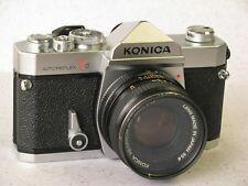 Konica  Autoreflex T3 w/lens