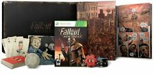 Fallout New Vegas Collector's Limited Brand New Factory Sealed Xbox 360 2 3 Rare
