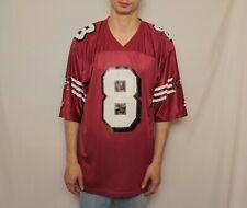 Vintage Starter San Francisco 49ers NFL Steve Young # 8 jersey red size M