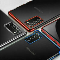 Samsung S20 S10 Note 20 A21s A51 A71 S8 S9 5G Ultra Armour Shockproof Case Cover