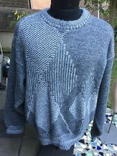 EUC Puritan men's gray knit Sweater sz.XL Long Sleeve