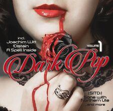 DARK Pop Vol. 1-CD-Witt, De/Vision, In Strict Confidence, SITD, assurdo Minds