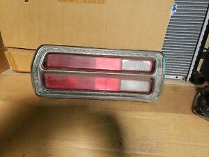 1976 1977 Plymouth Volare Roadrunner Left Driver Tail Light Bezel 3881009