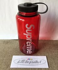 SUPREME x NALGENE WATER BOTTLE  (one sze)Box Logo 2014 S/S Limited Release