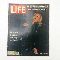 Life Magazine April 3 1970 Laos and Cambodia New Troubles for the United States